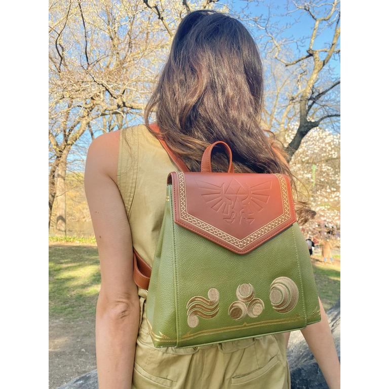 The Legend of Zelda Marks of the Goddesses Mini Backpack by Danielle Nicole