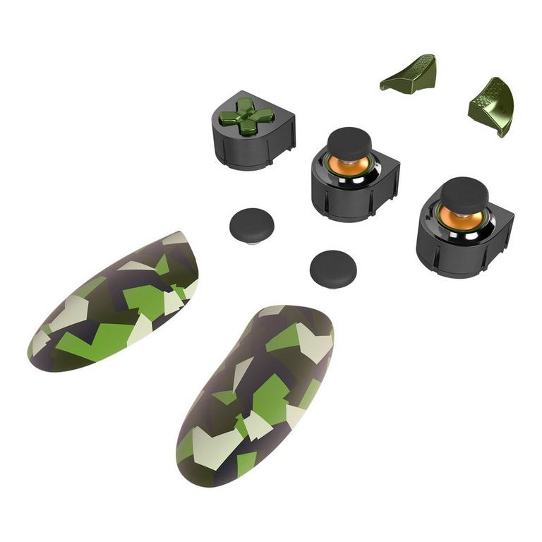 ESwapX Green Controller Parts Color Pack for Xbox One