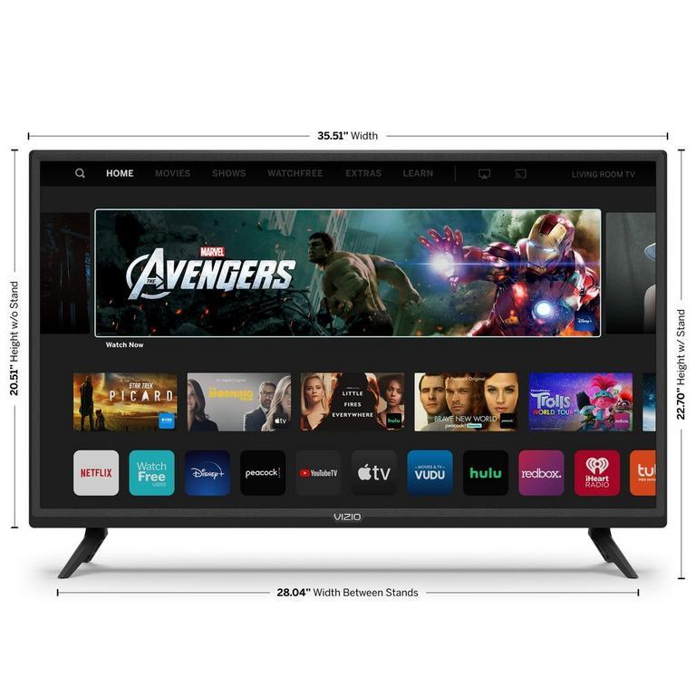 VIZIO V-Series Class 4K HDR Smart TV 40 in