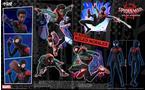 Sen-Ti-Nel Spider-Man: Into the Spider-Verse Miles Morales Sentinel SV  Action Figure GameStop Exclusive