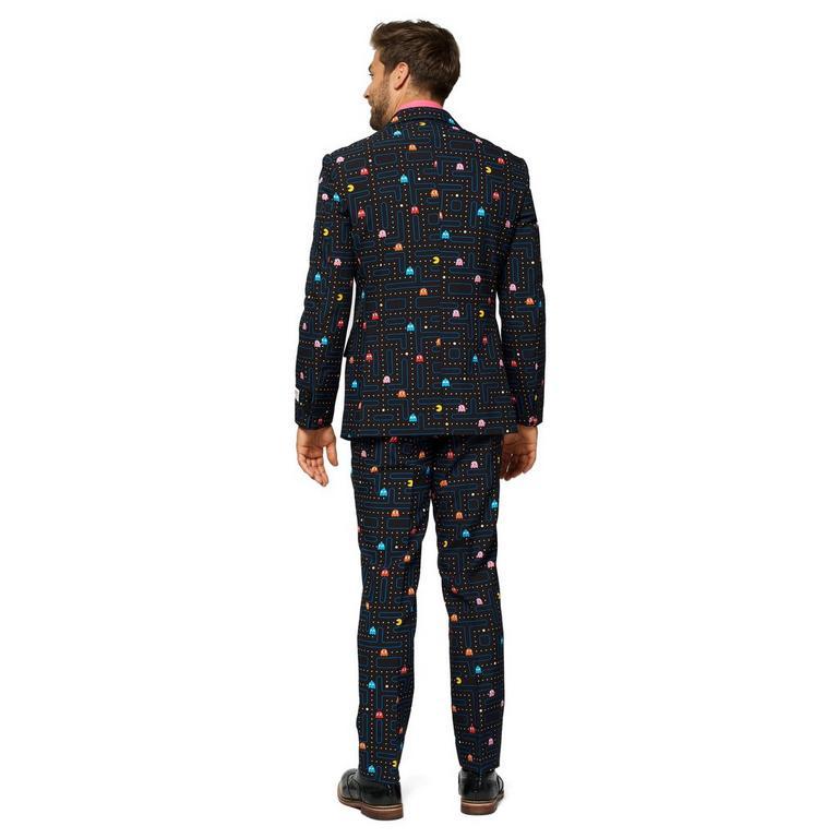 PAC-MAN Men's Suit US 44
