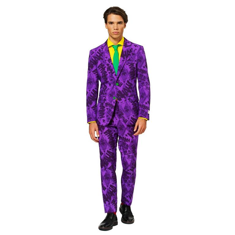 Batman The Joker Men's Suit US 48