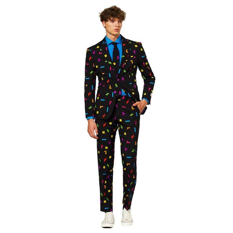 Tetris Men's Suit US 46
