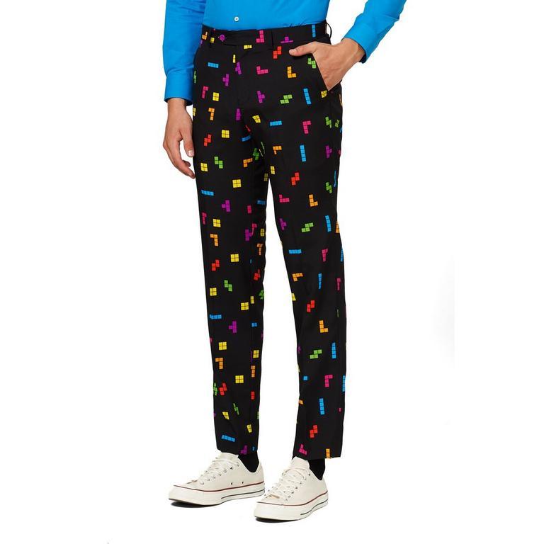Tetris Men's Suit US 52