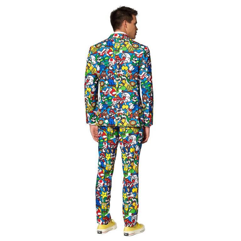 Super Mario Men's Suit