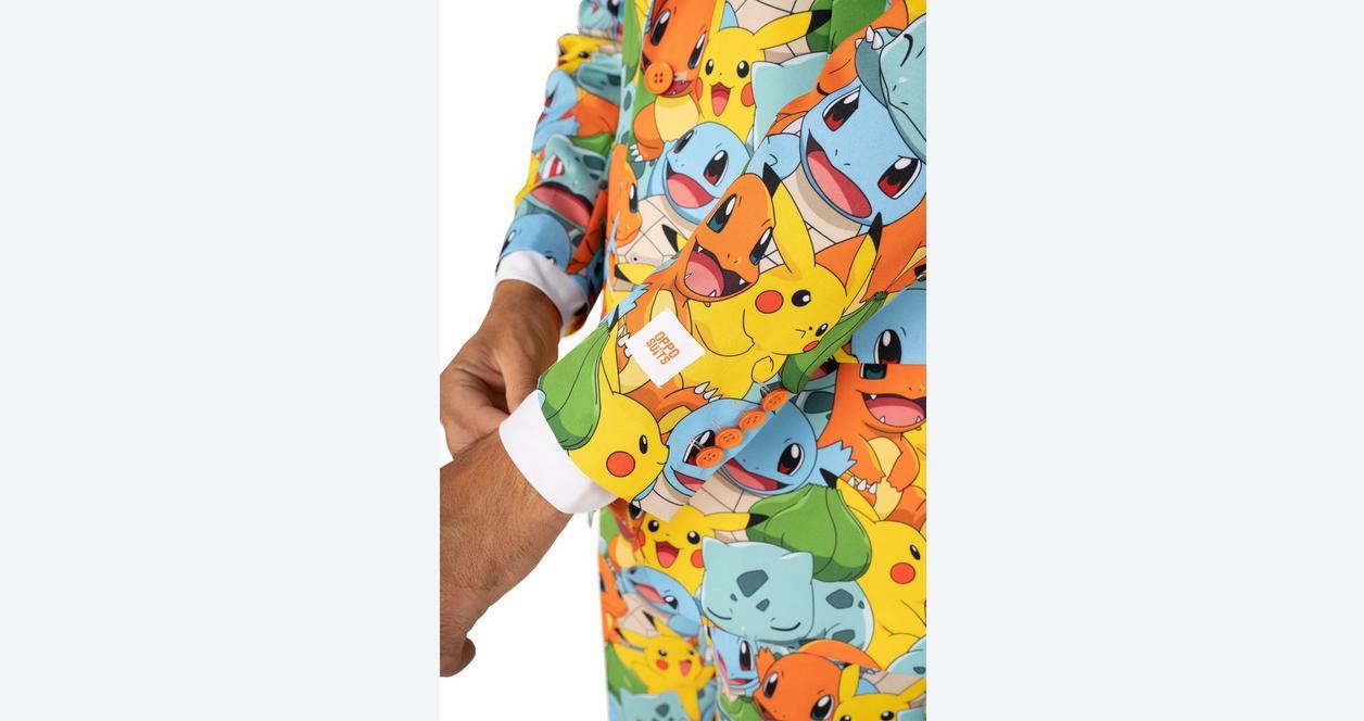 Pokemon Men's Suit