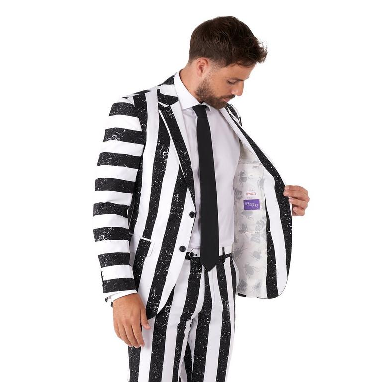 Beetlejuice Men's Suit