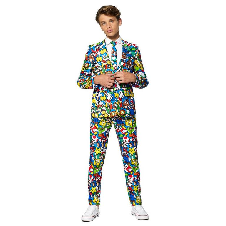 Super Mario Bros. Teen's Suit
