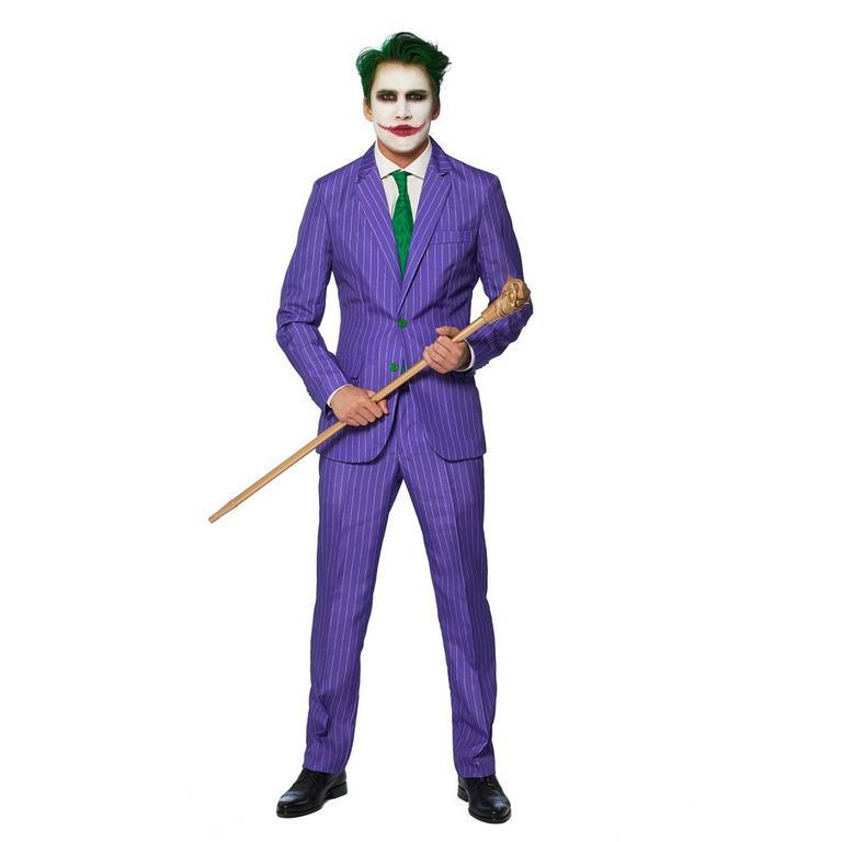 Batman The Joker Halloween Men's Suit