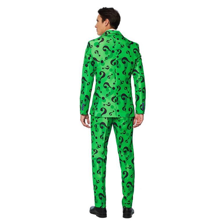 Batman The Riddler Halloween Men's Suit