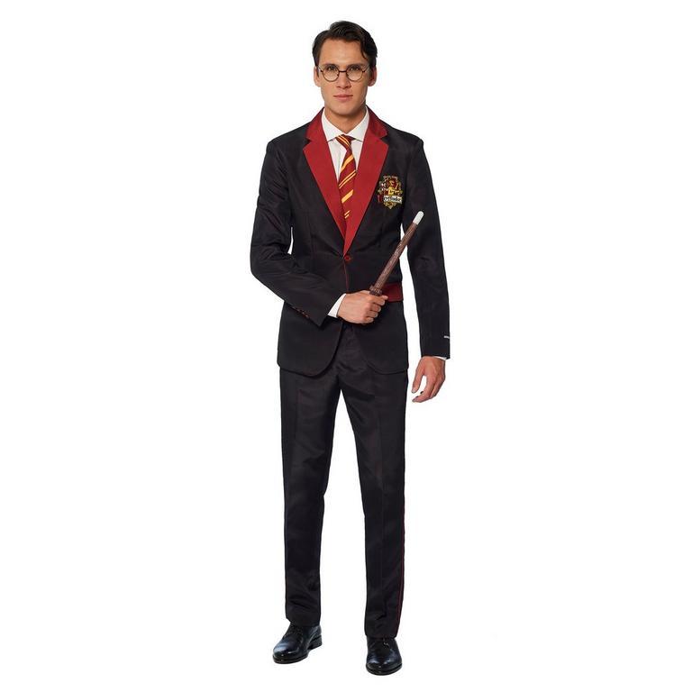 Harry Potter Gryffindor Halloween Men's Suit