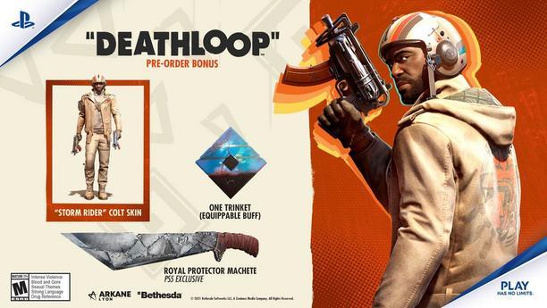 Deathloop   PlayStation 5   GameStop