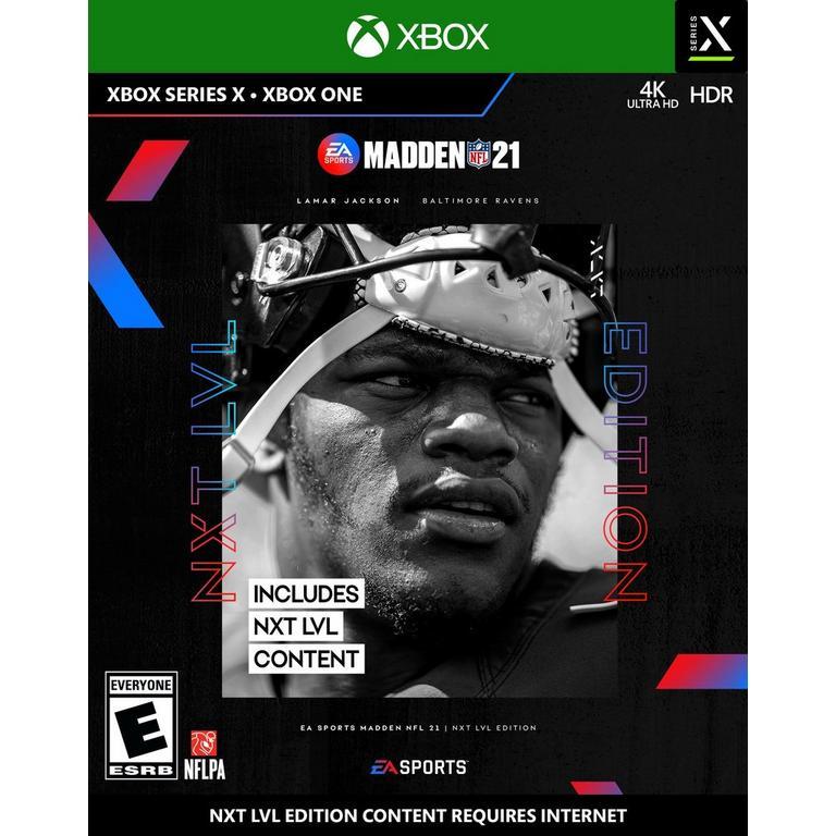 Madden NFL 21 Next Level Edition