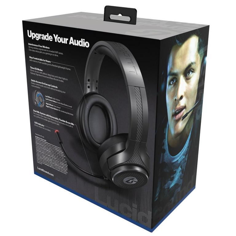 LS15P Wireless Headset for PlayStation 4