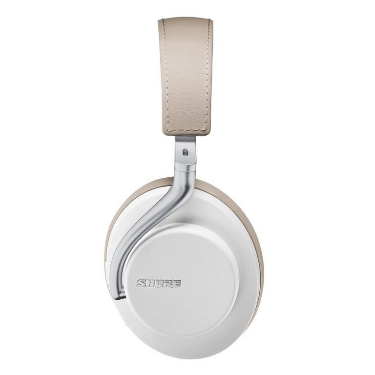 AONIC 50 White Wireless Noise Cancelling Headphones