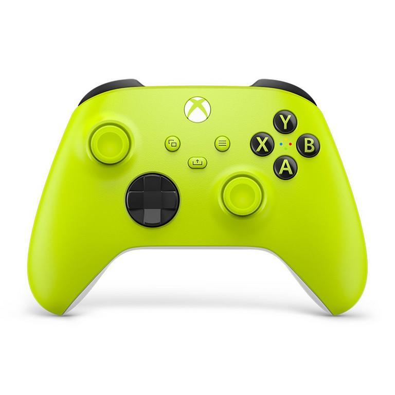Microsoft Xbox Series X Wireless Controller Electric Volt