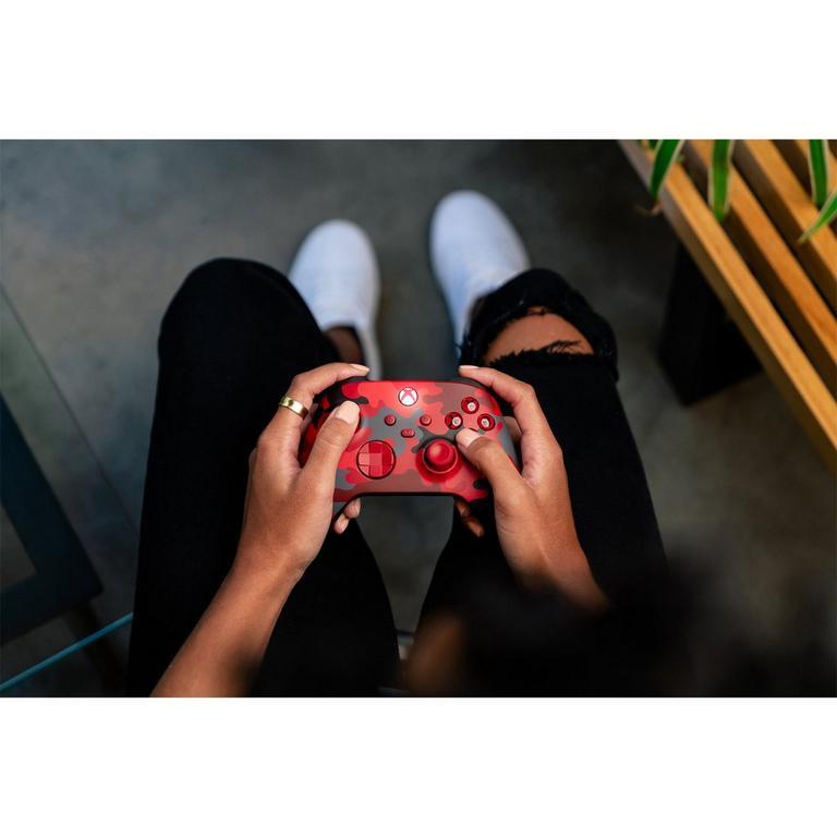 Microsoft Xbox Series X Daystrike Camo Controller