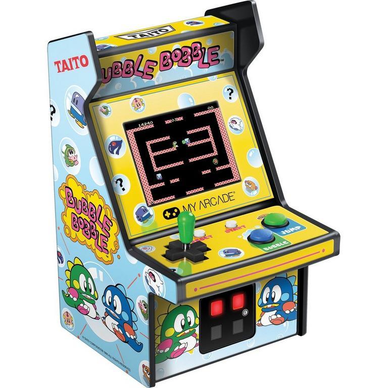 Bubble Bobble Micro Arcade Machine
