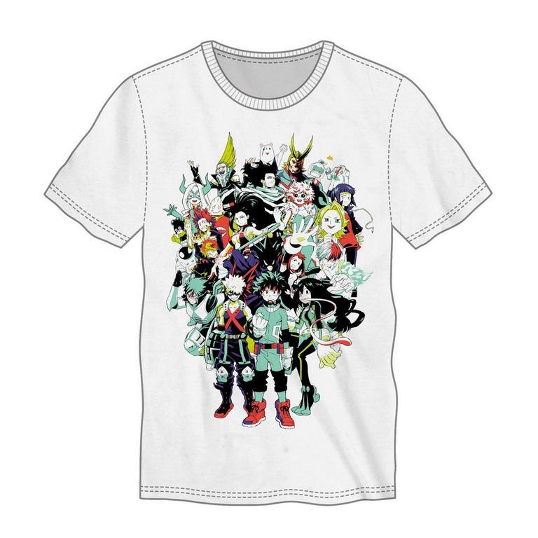 My Hero Academia Group Shot T-Shirt