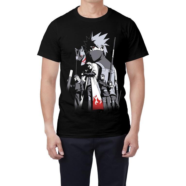 Naruto Kakashi Hatake Shadows T-Shirt