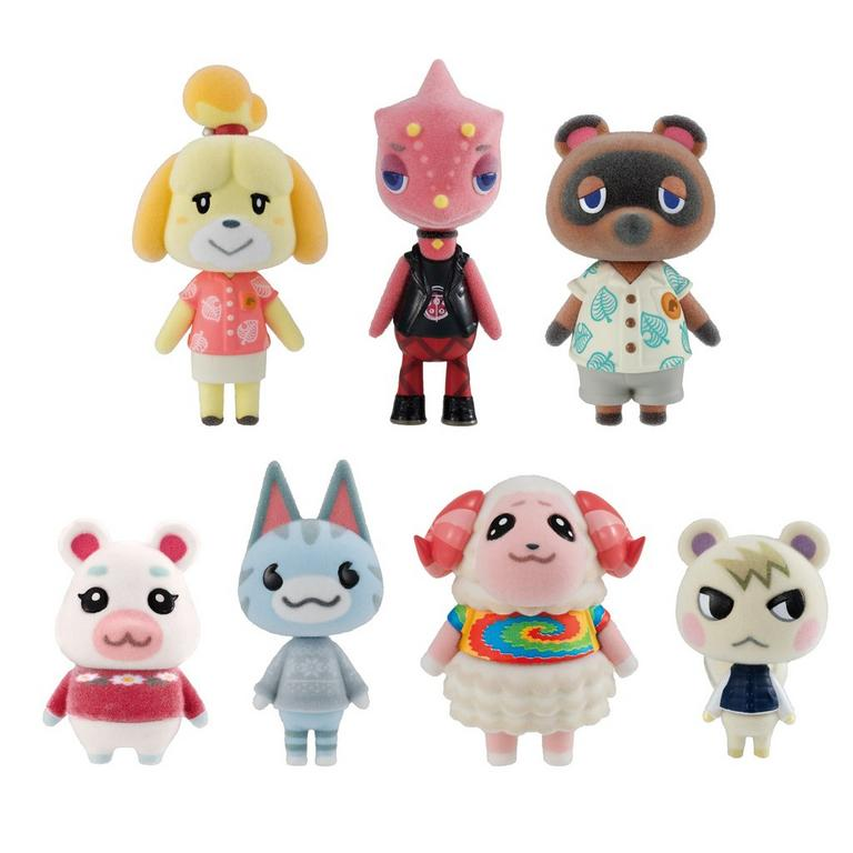 Animal Crossing: New Horizons 8 Villager Collection Statues