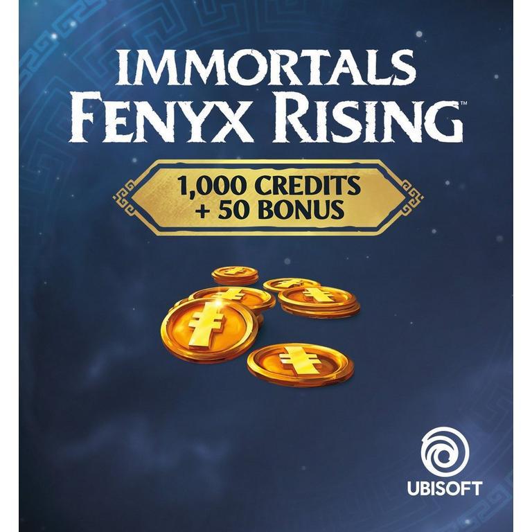 Immortals Fenyx Rising 1,050 Credits Medium Pack
