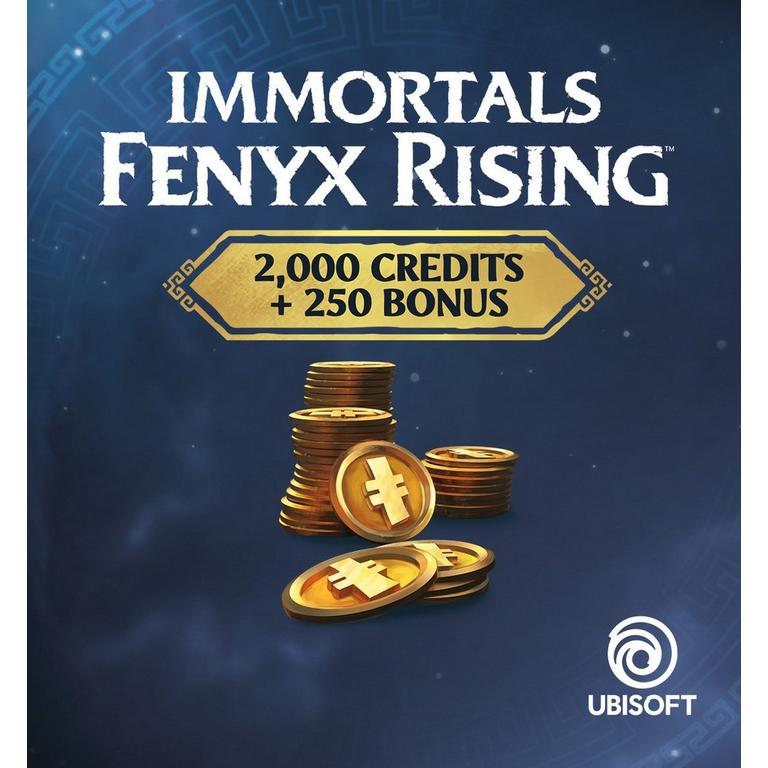 Immortals Fenyx Rising 2,250 Credits Large Pack