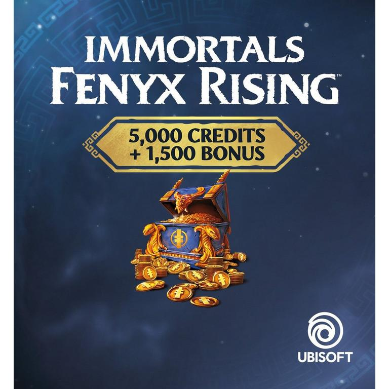 Immortals Fenyx Rising 6,500 Credits Overflowing Pack