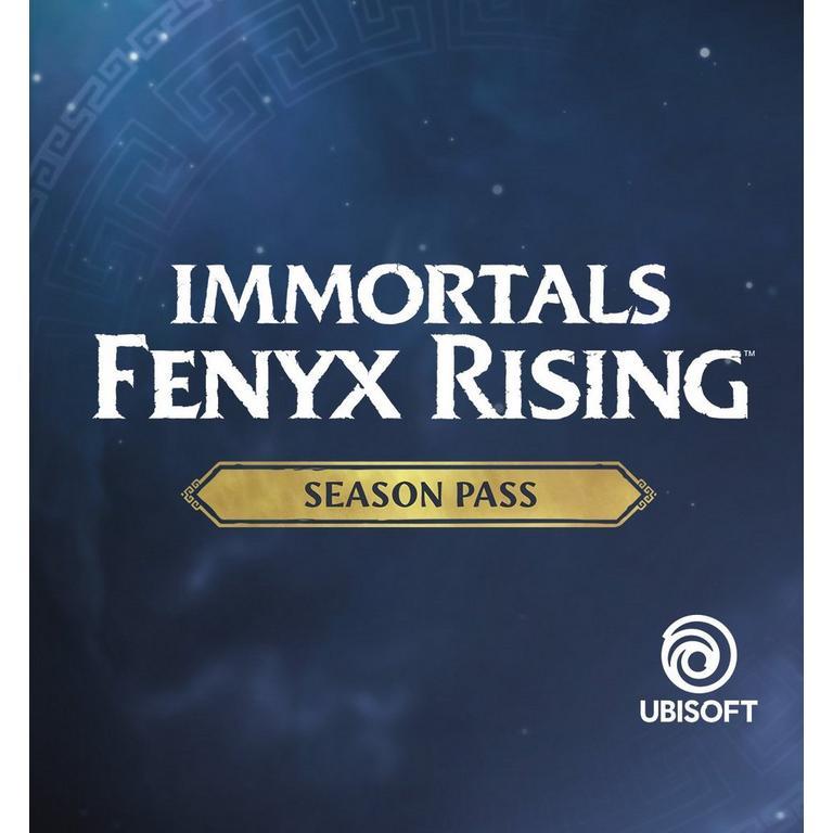 Immortals Fenyx Rising Season Pass