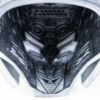 Transformers Megatron Modern Icons Replica Helmet Only at GameStop