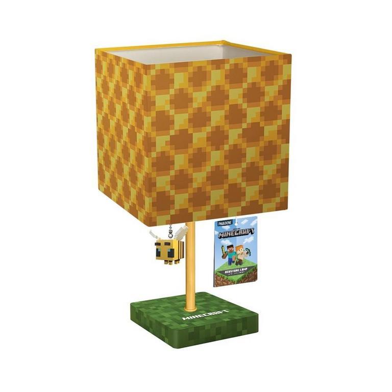 Minecraft Bee Honeycomb Lamp
