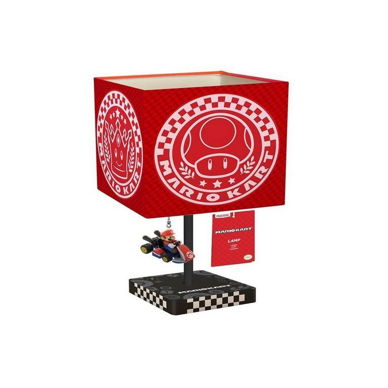 Mario Kart Lamp