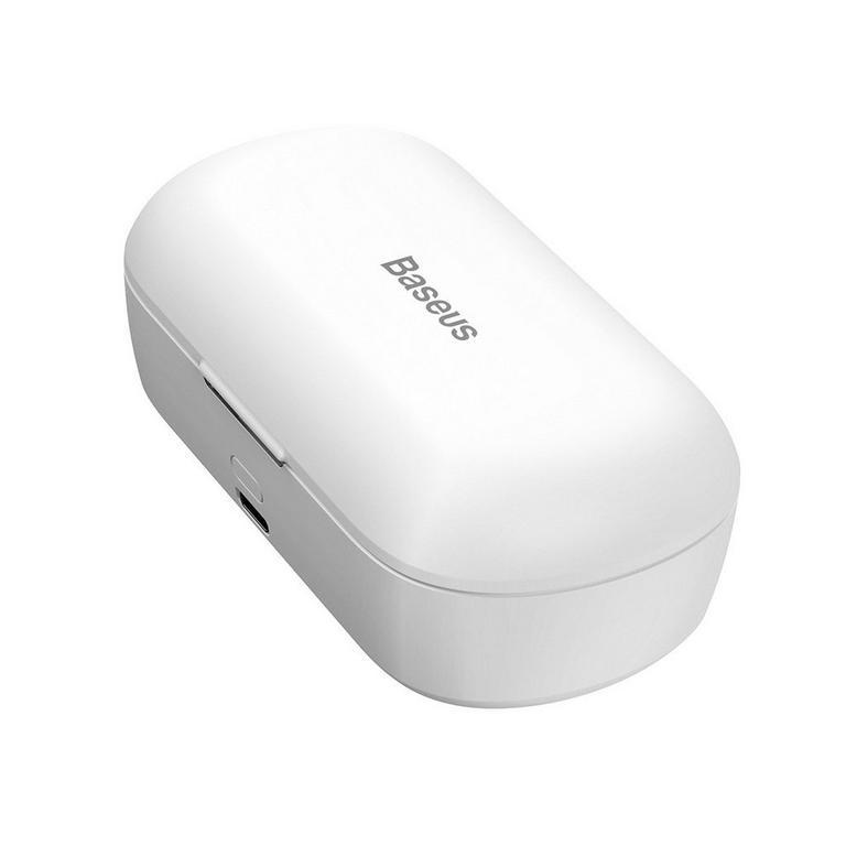 Baseus W01 Encok White True Wireless Earphones