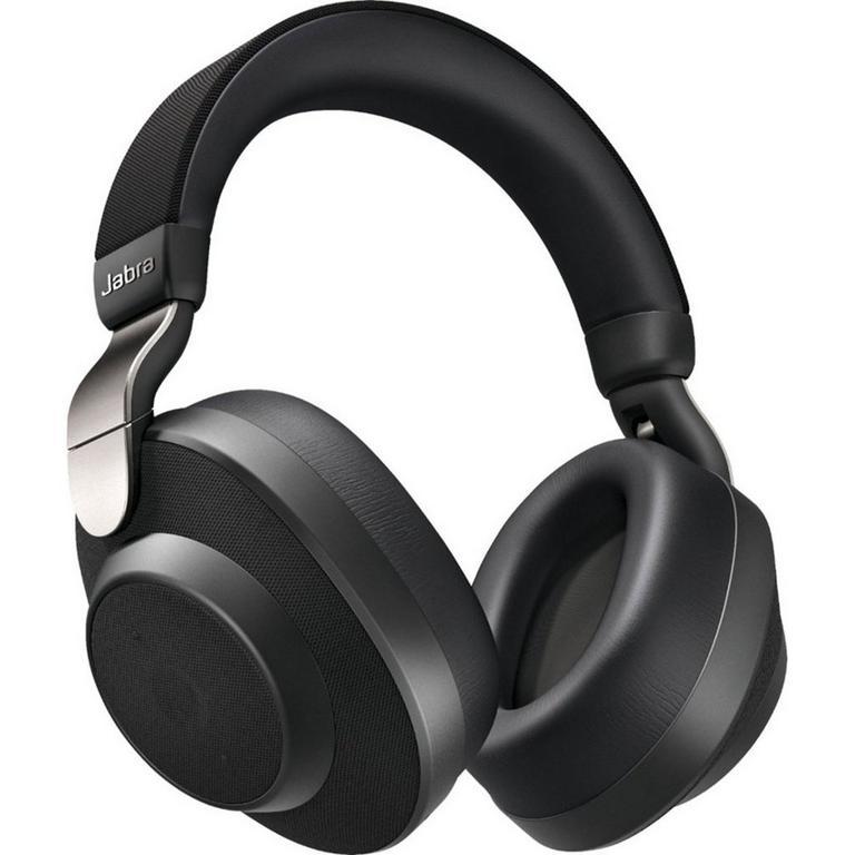 Jabra Elite 85h Noise Cancelling Titanium Black Wireless Over-the-Ear Headphones