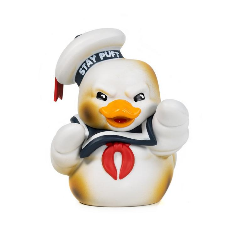 Tubbz Ghostbusters Burnt Stay Puft Figure Only at GameStop - Marshmallow Scented