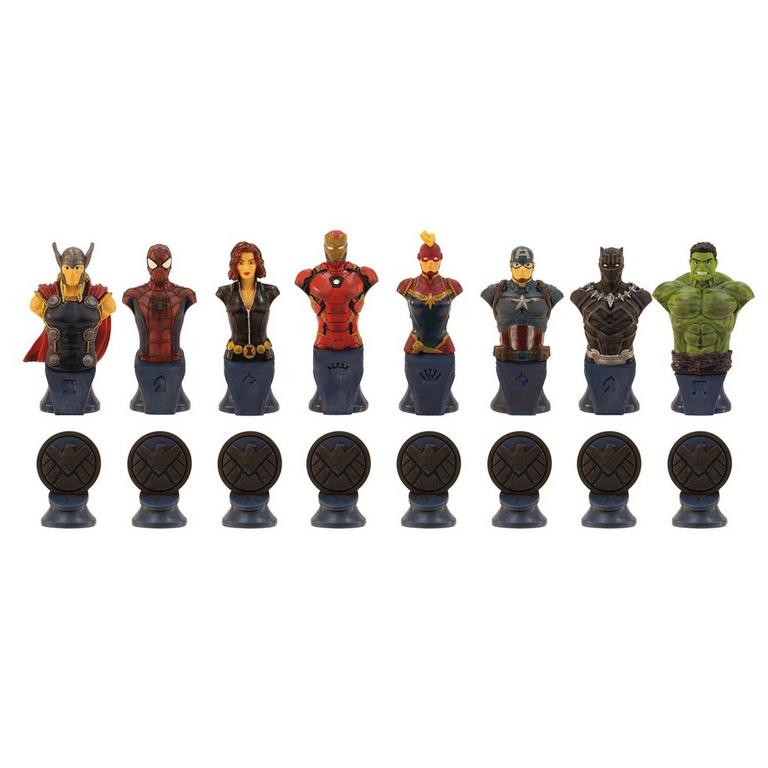 Marvel Collector's Chess Set