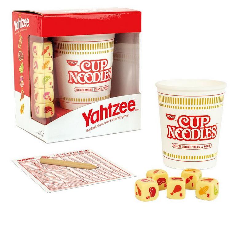 YAHTZEE: Cup Noodles