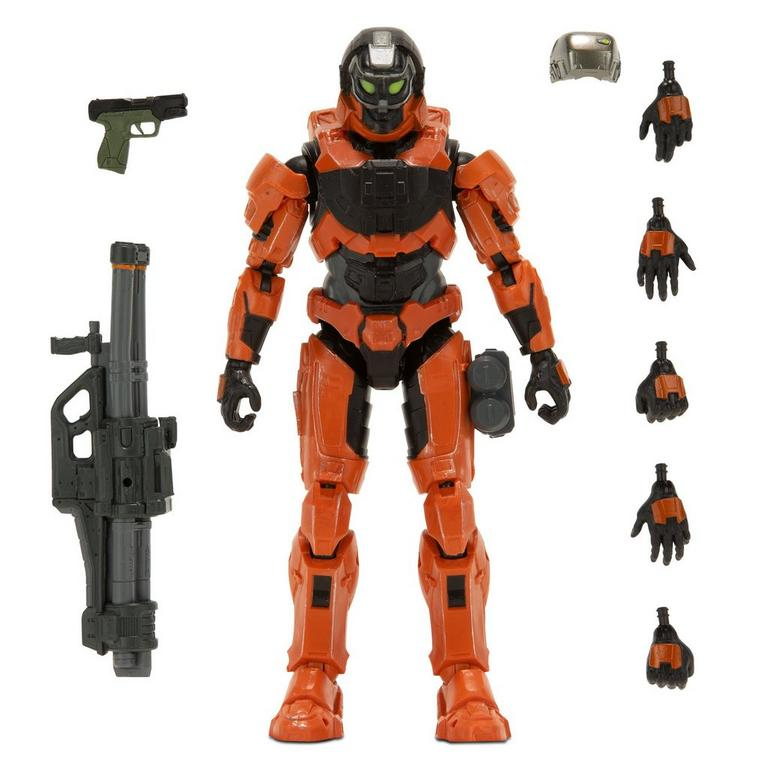 Halo Infinite Spartan Gungnir The Spartan Collection Wave 2 Action Figure