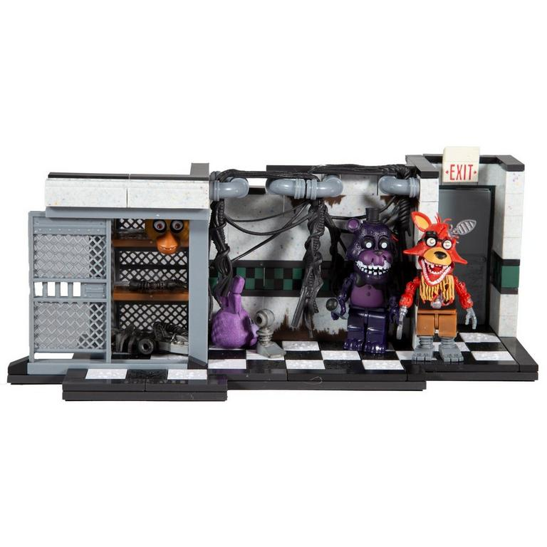 Five Nights at Freddy's Parts and Services Medium Construction Set