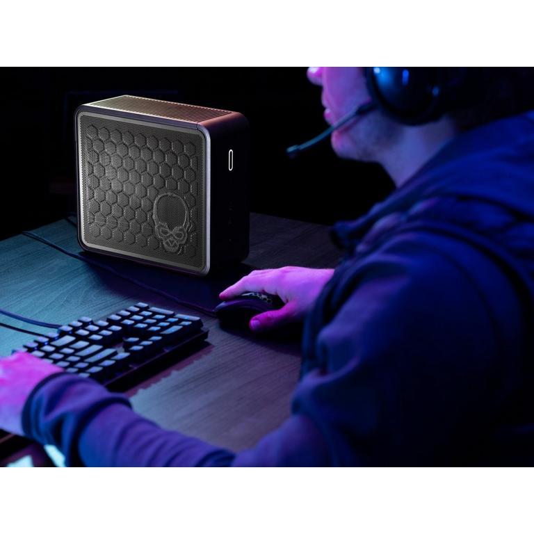 Ghost Canyon NUC9i7QNX NVIDIA GeForce RTX 2060 Intel Core i7 32GB RAM 1TB SSD Mini Gaming Desktop