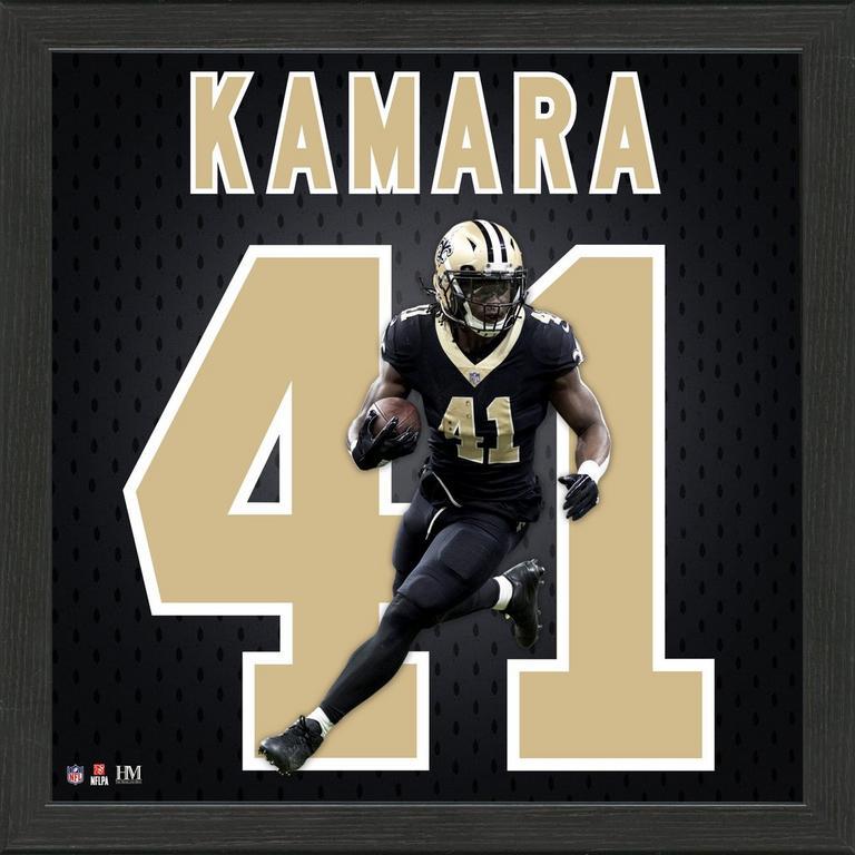 Alvin Kamara New Orleans Saints Game Jersey