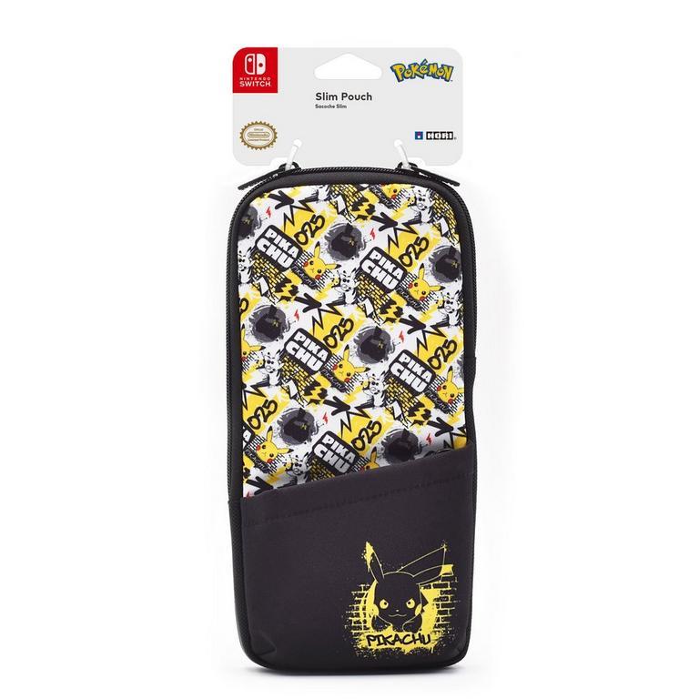 Pokemon Pikachu Slim Pouch for Nintendo Switch