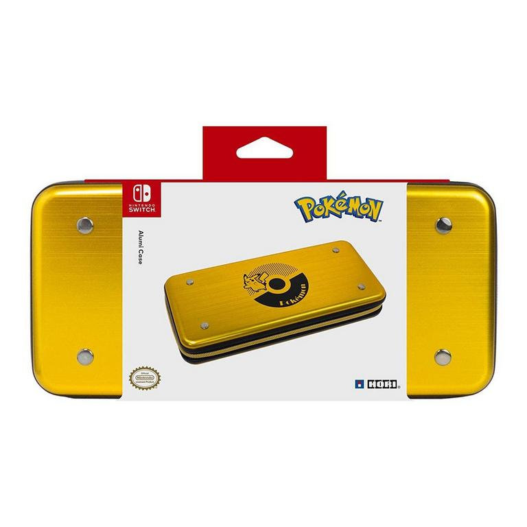 Pokemon Pikachu Alumi Case for Nintendo Switch
