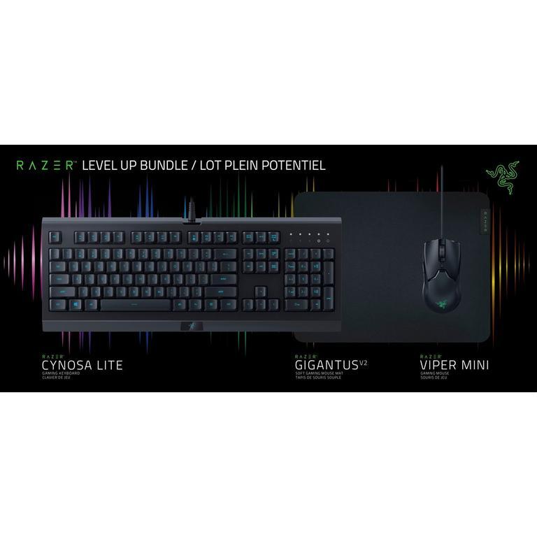 Level Up PC Gaming Bundle