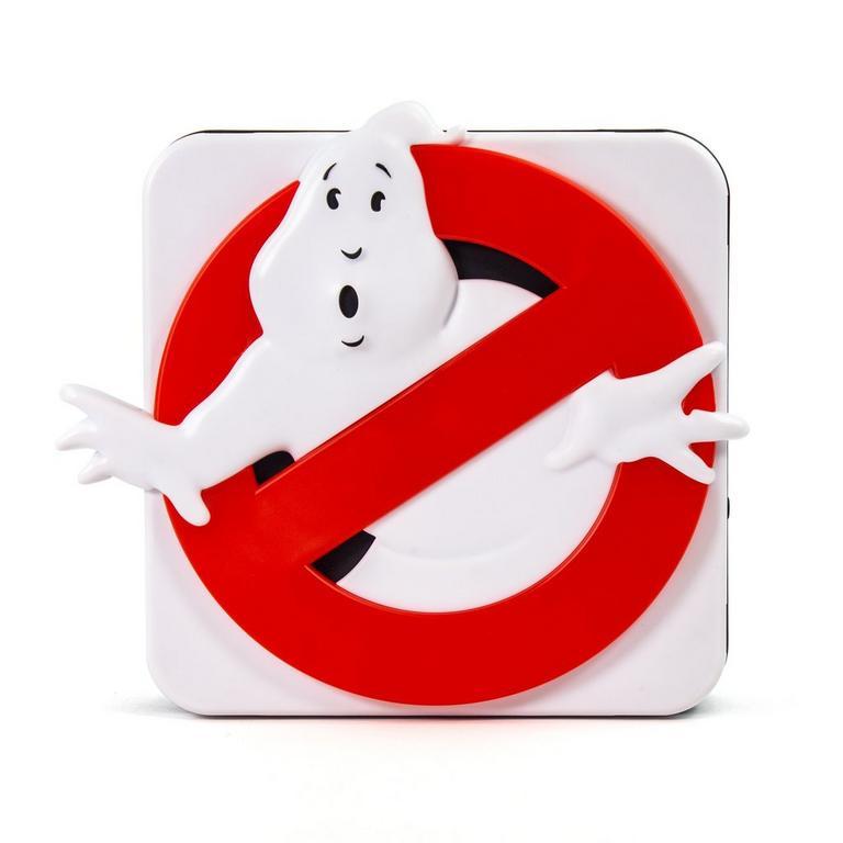 Ghostbusters Logo Lamp