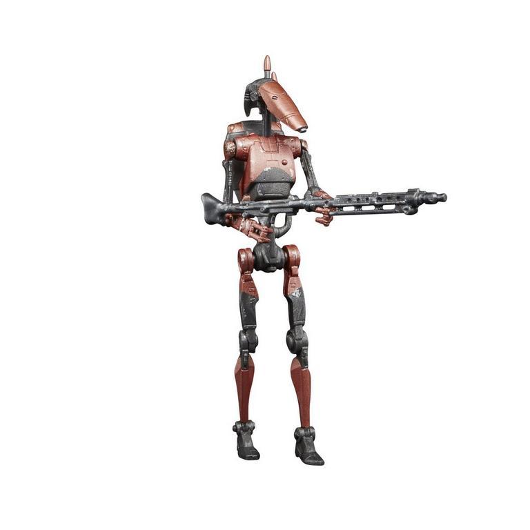 Star Wars Battlefront II Heavy Battle Droid Vintage Series Action Figure