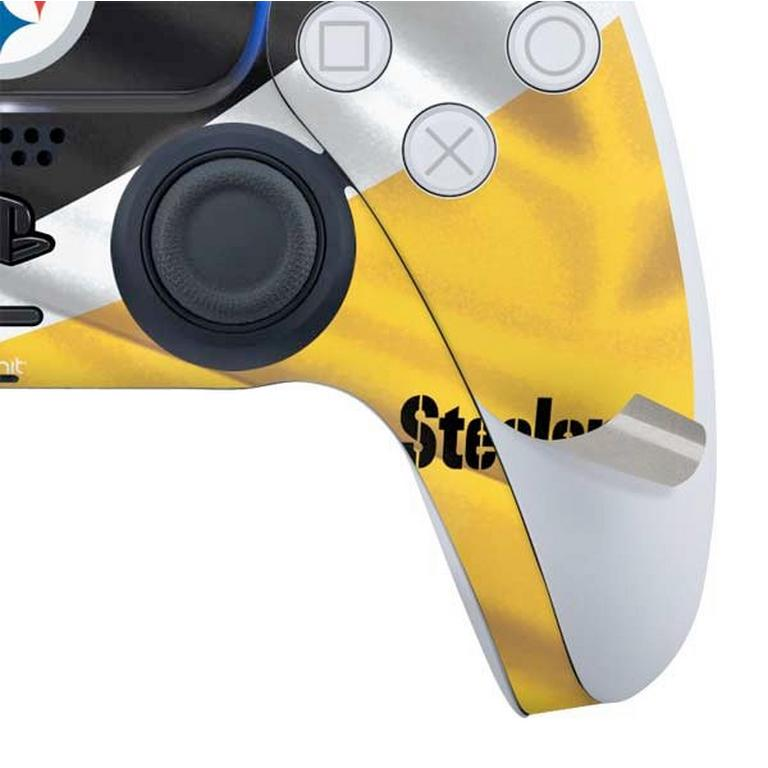 NFL Pittsburgh Steelers Controller Skin for PlayStation 5