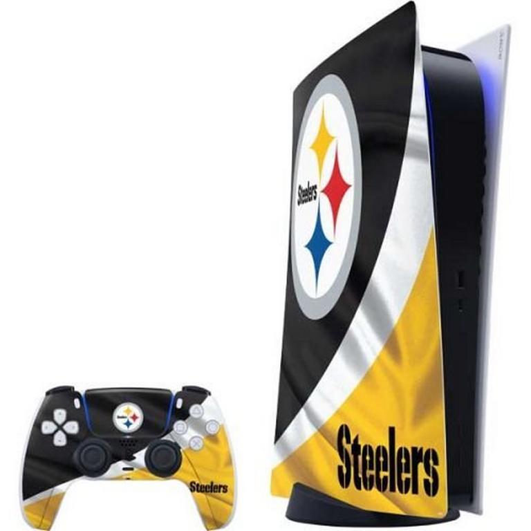 NFL Pittsburgh Steelers  Skin Bundle for PlayStation 5 Digital Edition