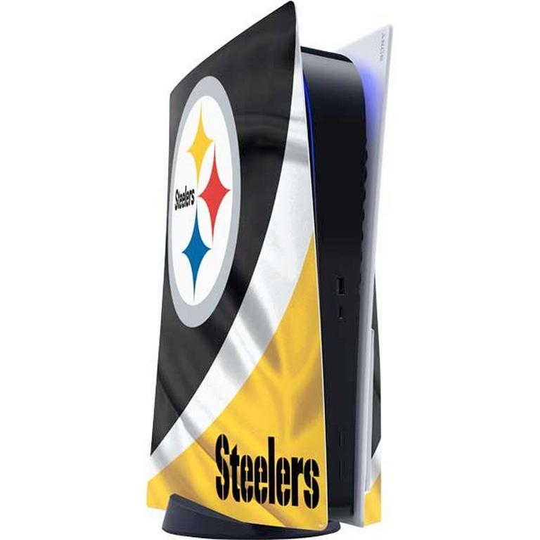 NFL Pittsburgh Steelers Console Skin for PlayStation 5