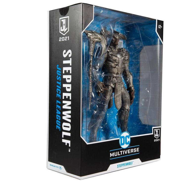 Justice League Steppenwolf DC Multiverse Megafigs Action Figure
